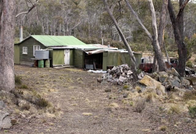 Highland lakes shack